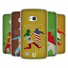 HEAD CASE FOOTBALL RIVALRIES SOFT GEL CASE FOR LG L50