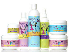 Curly Q's Hair products For kids by Curls  *GREAT PRICE*