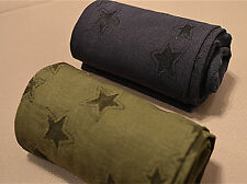 Women Lady Fancy Retro Sexy Star pattern Green Stockings Pantyhose Tights Opaque