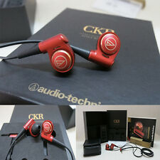 GENUINE Audio-technica ATH-CKR9LTD canal earphone limited Red - hs