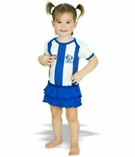 North Melbourne Kangaroos AFL Girls Baby Footysuit 'Select Size' 000-1 BNWT