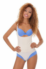 Glorious Shape 2005 Waist Cincher Panty Bodysuit with Thermal Latex