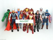 THE AVENGERS HULK ULTRON NICK FURY NATASHA LOKI Thor Action figure