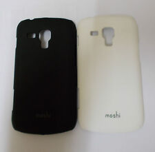 Genuine Moshi Hard Back Cover Case for Samsung  GALAXY S DUOS 2 S7582 / S7562