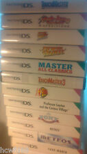 DS Games Training Challenge Puzzle Health Match 3 Quiz Manic Lots Of Games No1