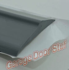 Garage Door Weather Seal Threshold -Self Adhearing-Peel & Stick-GRAY