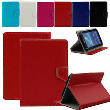 """Universal 360 Rotating Swivel Flip Case Cover For 9.7~10.1""""iOS Android Tablet PC"""