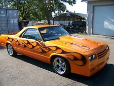Chevrolet : El Camino CAR WARRIORS FREAKY TIKI FULL CUSTOM HOT ROD