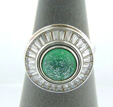 KR035 SIZE 9 NEW AUTHENTIC KAMELEON STERLING SILVER THE SHOWSTOPPER RING