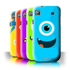STUFF4 Back Case/Cover/Skin for Samsung Galaxy S/I9000/Monsters