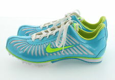 Nike Womens Rval Sister 2 Track Field Spike Shoes Cleats 502619 471 Blue 7 8 11
