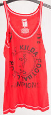 First 18 Official AFL St Kilda Saints Champion Ladies Singlet