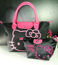 New Hellokitty Handbag Purse with make up case lyo-82244