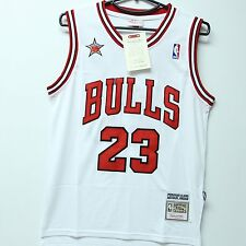 NBA Chicago Bulls MICHAEL Jordan #23 Hardwood Classic Swingman Men Jersey