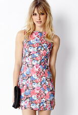 Forever 21 Floral Shift Dress Size L - New with Tags