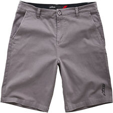 Alpinestars NEW Mx Radar Mens Shorts Charcoal Motocross Stretch Grey Walkshorts