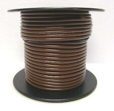 12 AWG Kalas Tinned Primary Wire Marine 25 to 100 Foot Lengths Brown