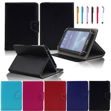 Universal Leather Case Cover For Samsung Galaxy Tab 2 7.0 / 10.1 GT-P3113 P5113