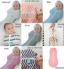 ergoPouch ergoCocoon 0.2 TOG ergo Cocoon Baby Swaddle Wrap Zip Up Sleeping Bag