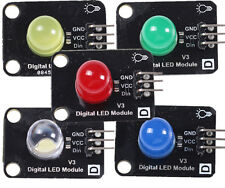10MM  LED Module Indicator Module for Arduino STM32 ARM 5 color