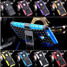 New Hybrid Rugged Rubber Back Case Stand Hard Cover Skin for Apple iPhone 6 4.7