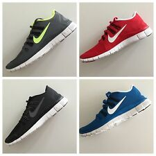 Nike Free 5.0 + Mens Running Shoes Sneakers 579959 002/009/400/600 NEW WITH BOX