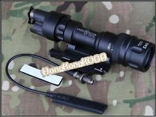 Tactical SF M952V LED Weapon Light Rail Mounted ( M952V -BK/CB)-Free Shipping