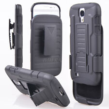 Armor Future Kickstand Combo Case + Belt Clip Holster For iPhone Samsung HTC LG