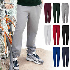 JERZEES NuBlend SUPER SWEATS Pocketed Sweatpants 4850MP S-3XL with Pockets