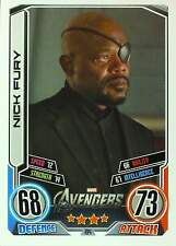 TOPPS - Marvel HERO ATTAX 2 AVENGERS - MOVIE - TOP CONDITION # 193 - 208 select