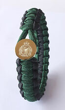 Royal Irish Regiment Paracord Regimental Wristband