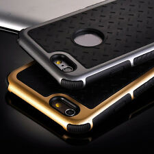 For iPhone 6S Case 4.7inch Luxury Metal Bumper Silicone/Gel/Rubber Case Cover UK