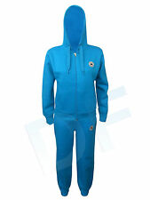 new ladies Jogging full tracksuit Sports Wear Running casual Suit Size UK 8-14