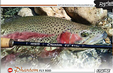 Phantom Fly Fishing Rods 10ft 4 weight nymph stream oliver edwards recomended