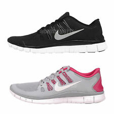 Nike Wmns Free 5.0 Run Womens Running Shoes Trainers NWOB