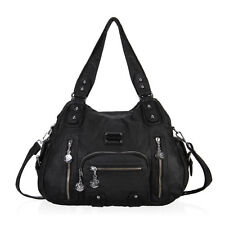New Womens Lady Handbag Leather Purse Tote Shoulder Bag Messenger Fashion Bags
