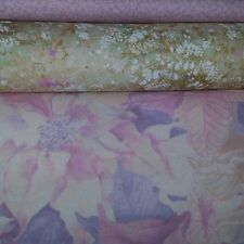 Lavendar Cotton Quilt/Sewing Fabric Collection-Choose FQ's, Strips, half yards o