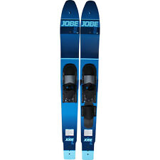 JOBE HEMI WATER SKI COMBO PAIR - INCLUDES BINDINGS - 59, 62 and 65inch AVAILABLE