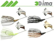 IMA LITTLE VOICE BUZZBAIT 1/4oz SMALL PROFILE TOPWATER BASS FISHING SELECT COLOR