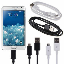 Micro USB Charger Charging Sync Data Cable For Samsung Galaxy S3 S4 S6 EDGE Lots