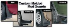 GMC Front & Rear Husky Liners Molded Mud Guards Flaps Set of 4 - Easy Install