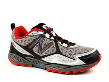 New Balance MT910RD Trail Running  Mens Athletic  Shoes Sneakers Gray Red Black