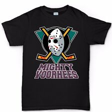 Mighty Jason Voorhees Friday 13th Halloween Mask Costume T shirt