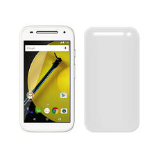 Anti Glare Matte Screen Protector Guard Film For Motorola Moto E2 2nd Gen 4G LT