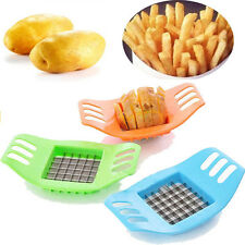 Sale French Fry Potato Chips Cut Cutter Vegetable Slicer Chopper Chipper Blade