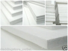 EXPANDED POLYSTYRENE EPS100 FOAM PACKING INSULATION SHEETS *ALL SIZES / QTY'S*