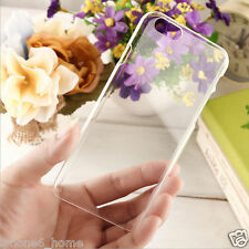 Transparent Ultra Slim Crystal Clear Hard Cover Shell Case For Apple iPhone 6/6s