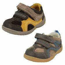 Boys Clarks First Shoes Ru Rocks