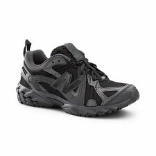 NEW! New Balance SureGrip Womens Slip Resistant 573 Black Trail  Athletic Shoes