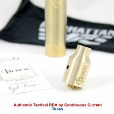Authentic Tactical Warhead Continuous Current - Manhattan MOD Dripper RDA